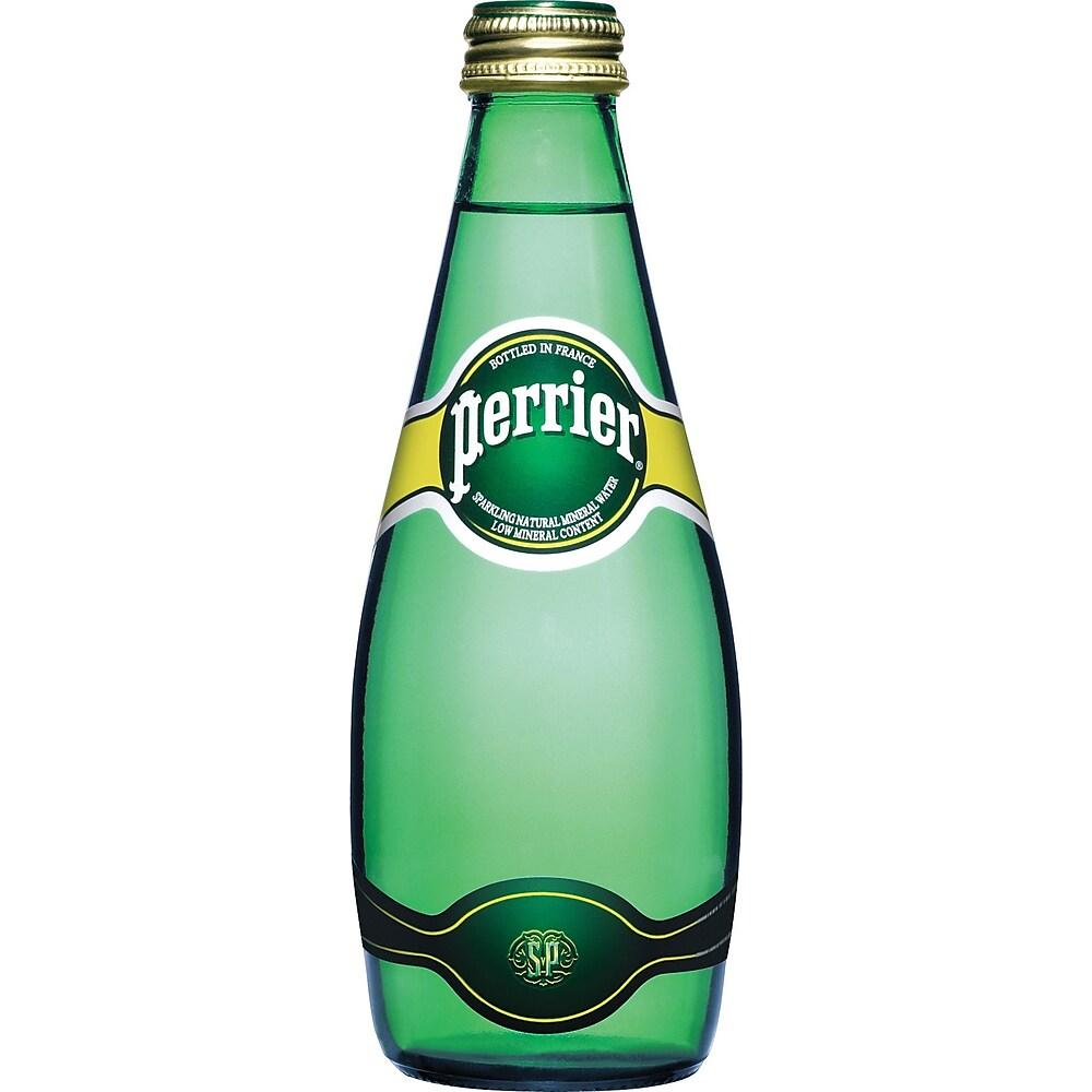 An interview for Société Perrier
